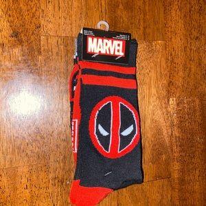 Deadpool socks!